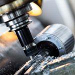 Leistungen - CNC-Fräsen
